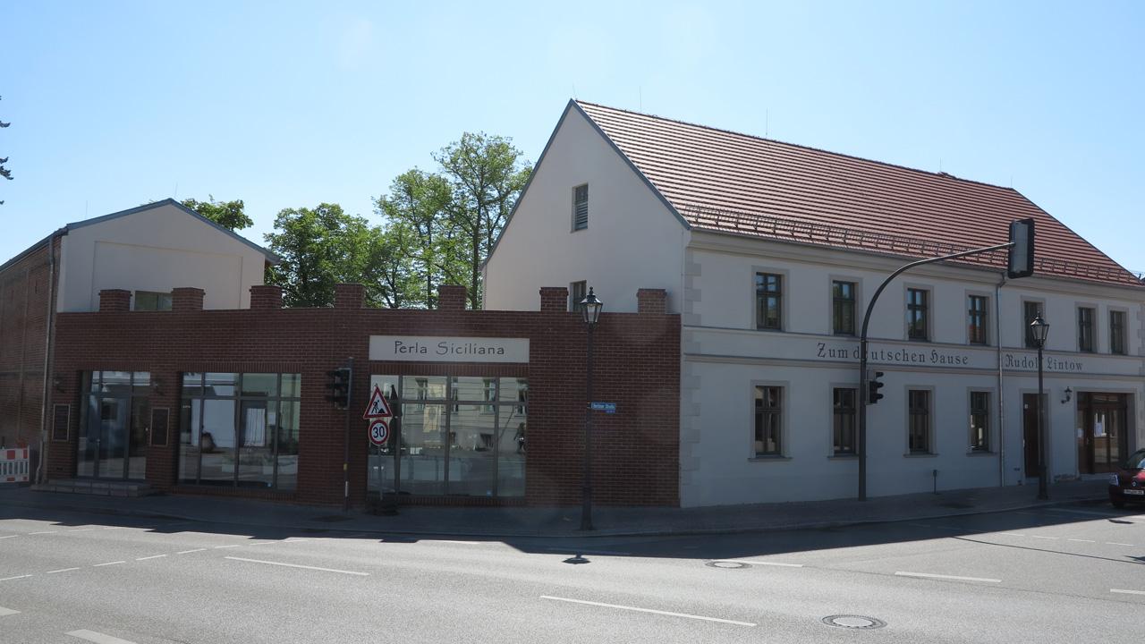"""""""Deutsches Haus"""" Um- und Ausbau - Beelitz"""