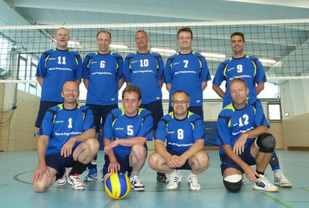 WSG Potsdam West, Volleyball, 1. Stadtliga Potsdam