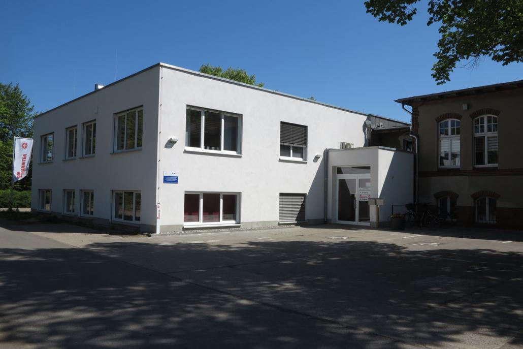 Erweiterung und Umbau Ärztehaus in Beelitz